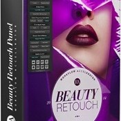 Retouching Academy Beauty Retouch Panel 2 box icon