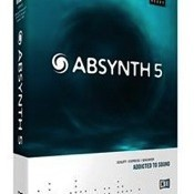 Native Instruments Absynth 5 box