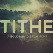 tithe_a_bold_new_display_font_433769_icon.jpg