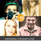 4 in 1 oil painting effects bundle vol2 12580490 icon