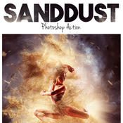 Sanddust photoshop action 13286152 icon