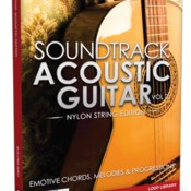 In session audio soundtrack acoustic guitar vol 2 boxshot icon