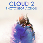Cloud 2 photoshop action by freezeronmedia 14749668 icon
