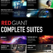 Red giant complete suites 08 2016 icon