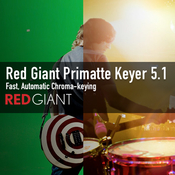 Red giant primatte keyer 5 1 logo icon