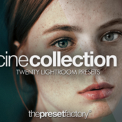 Cine collection lightroom presets 545127 icon