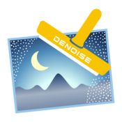 Ifoto denoise best photo image noise reduction software icon