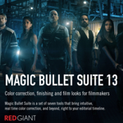 Red giant magic bullet suite 13 icon