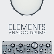The last haven elements analog drums icon
