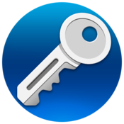 Msecure safely store sensitive information icon