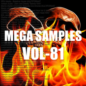 Mega samples vol 81 icon