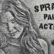 Creative market spray paint action 1132982 icon