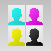 My photo pro passport id photos icon