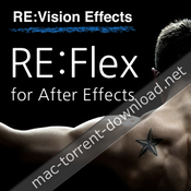 Revisionfx re flex for after effects icon