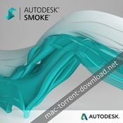 Autodesk smoke 2018 icon