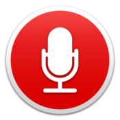 Simple recorder icon