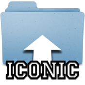 Iconic creates custom folder icons that fit in perfectly with mac os x s standard icons icon