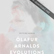 Spitfire audio olafur arnalds evolutions kontakt icon