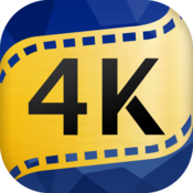 4k video converter best 4k uhd movie converter icon