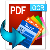 Enolsoft pdf converter with ocr icon