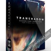 Pixel film studios transhadow shadow fade transitions for fcpx icon