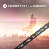 Rocketstock radium 120 lens flares in 4k icon