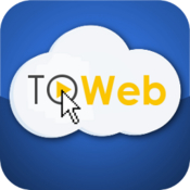 Toweb studio edition v6 icon