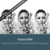 Vitaminbw plugin for adobe photoshop icon