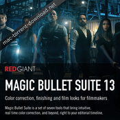 Red giant magic bullet suite 13 0 4 icon