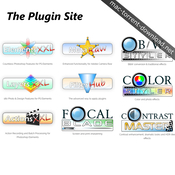 Thepluginsite plugins for adobe photoshop icon