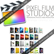 Final cut pro x plus effects and plugins collection icon
