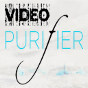 Video purifier icon