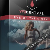 Vfxcentral eye of the storm 4k digital storm effects icon