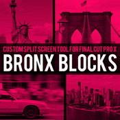 Brooklyn effects custom split screen tool icon
