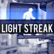 Brooklyn effects light streak filter icon