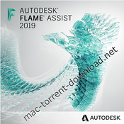 Autodesk flame 2019 icon