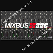 Harrison mixbus 32c icon