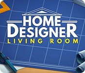 Home designer living room icon