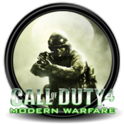 Call of duty 4 modern warfare icon