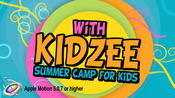 Kidzee summer camp for kids icon