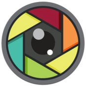 Photo plus image editor icon