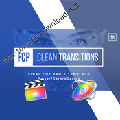 Transitions pack fcpx 19828405 icon