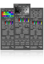 F 64 elite zone system photoshop panel icon