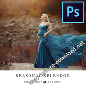 Seasonal splendor ps actions collection icon