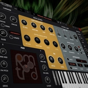 Tracktion retromod lofreq modern icon