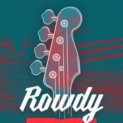 Ujam virtual bassist rowdy icon