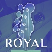 Ujam virtual bassist royal icon