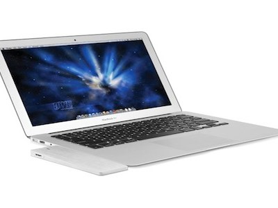 Jual OWC Envoy SSD External Case MacBook Air