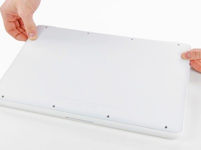 Jual Bottom Case MacBook White Unibody A1342