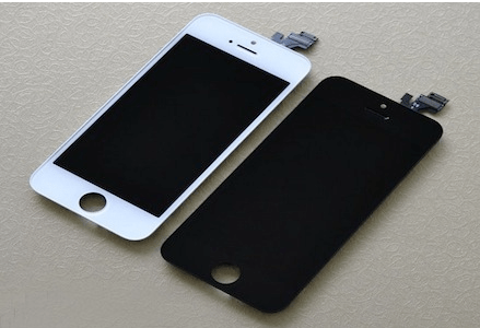 Jual LCD Screen Assembly iPhone 5S